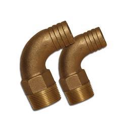 Buck Algonquin 00HN50562E 90 Degree Bronze Pipe to Hose Adap