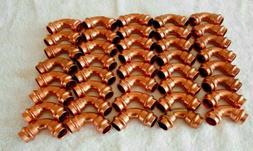 1 2 propress copper press elbows ells