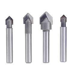 1/4 inch Shank <font><b>90</b></font> <font><b>Degree</b></f