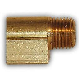 1/8 inch 90 Degree Street Elbow Brass Pipe Fitting NPT threa