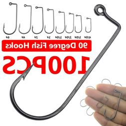 100Pcs High Carbon Steel <font><b>90</b></font> <font><b>Deg