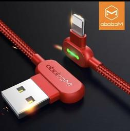 10ft 90 degree elbow led lightning cable