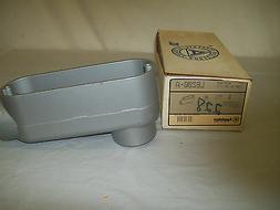 """2"""" APPLETON FORM 85 UNILETS LB200-A CONDUIT JUNCTION BOX 90"""