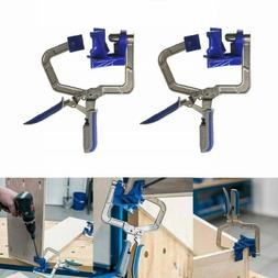 2 x 90 Degree Right Angle Corner Clamp Woodworking Wood for