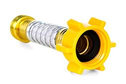 Camco Flexible Hose Protector-Eliminates Hose Crimping and S
