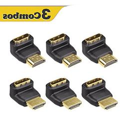 VCE 3 Combos 3D&4K Supported HDMI 90 Degree and 270 Degree M