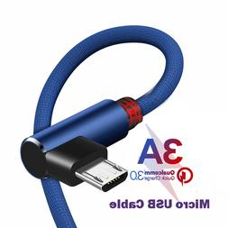 CXV 3A Micro <font><b>USB</b></font> <font><b>Cable</b></fon