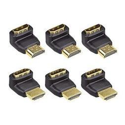 VCE 3Combos 3D&4K Supported HDMI 90 Degree and 270 Degree Ma
