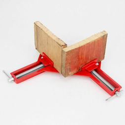 4X 90°Degree Right Angle Picture Frame Corner Clamp Holder