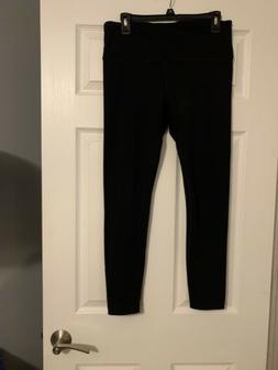 90 Degree by Reflex Black Leggings Full Length Ankle Size XL