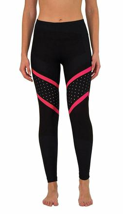 90 Degree By Reflex Pop of Color Legging