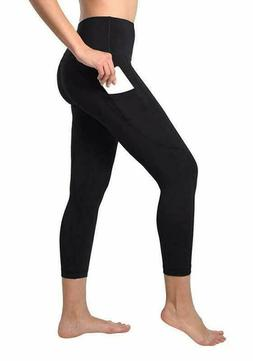 "90 Degree By Reflex 22"" Yoga Capris Yoga Leggings Yoga Cap"