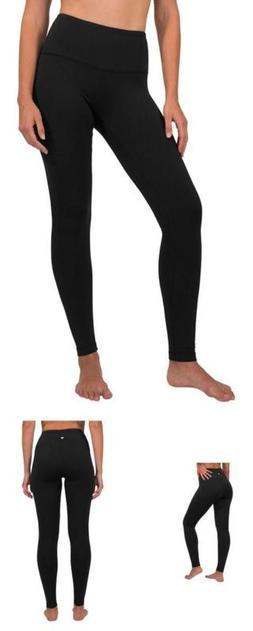 90 Degree By Reflex High Waist Fleece Lined Leggings Women Y