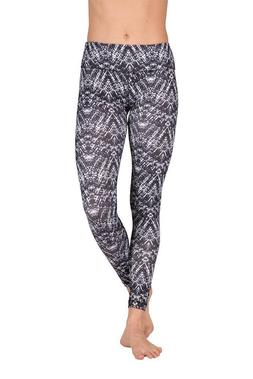 90 Degree By Reflex Performance Activewear - Printed Yoga Le