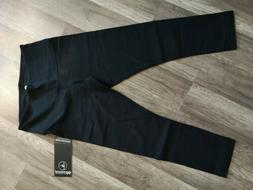 90 Degree By Reflex Women's Capri Leggings Size Small Black