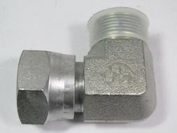 Generic 90-Degree Elbow Fitting With Swivel  NOP