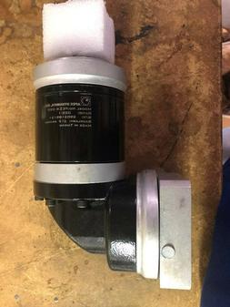 90 degree planetary gearbox 25:1 ratio 22mm shaft 7mm key 12