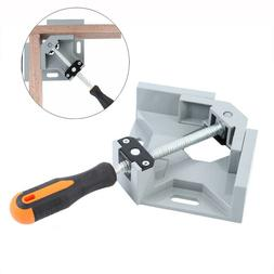 90 Degree Right Angle Clamp Two Axis Welding Clamp Woodworki