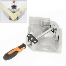 90 Degree Right Angle Corner Clamp Vice Wood Metal Welding t
