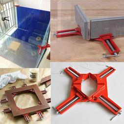 90° Degree Right Angle Picture Frame Corner Clamp Holder Wo
