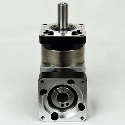 90 degree right angle planetary gearbox 5:1 for 400w AC serv