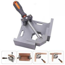 90 Degree Right Angle Two Axis Welding Clamp Aluminum Alloy