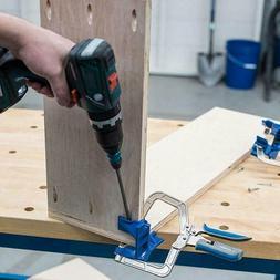 90 Degree Right Angle Kreg type Corner Clamp Woodworking - C