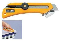 OLFA 9021US CL 18mm Heavy-Duty Utility Knife with 90 degree