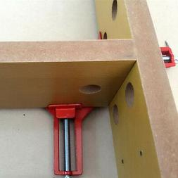 90°Degree Right Angle Picture Frame Corner Clamp Holder Woo