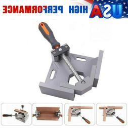 Aluminium Single Handle 90 Degree Right Angle Clamp Photo Fr