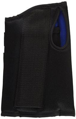 Bilt-Rite Mastex Health 8 Inch Premium Left Wrist Brace, Bla