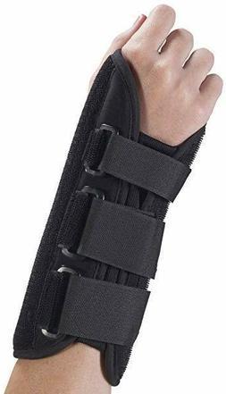 Bilt-Rite Mastex Health 8 Inch Premium Left Wrist Brace Blac