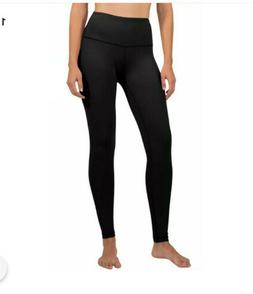 90 DEGREE By Reflex Black Leggings Activewear Yoga Size Smal