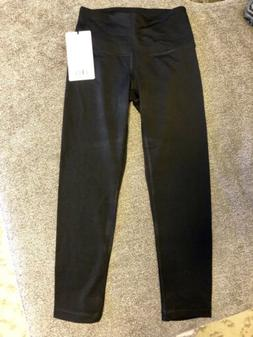 BNWT 90 Degree by Reflex Black XS Prove Them Wrong Capri Leg