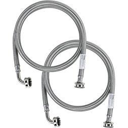 Savard - Braided Stainless Steel Washing Machine Connectors