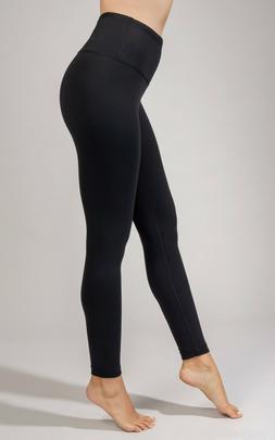 NWT 90 Degree by Reflex High Waist Black Legging-Small