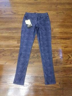 *BRAND NEW* 90 Degree by Reflex Leggings Blue Lavender Denim