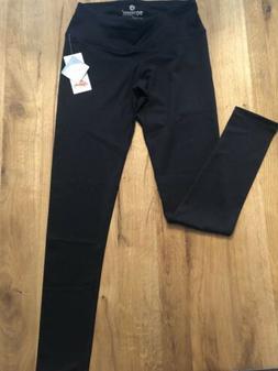 90 Degree By Reflex Power Flex Yoga Pants Black Small