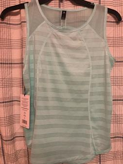 90 Degree by reflex Women's  Active Wear shirt Medium NWT