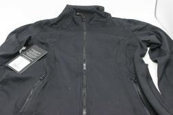 90 Degree By Reflex Womens Full Zip Jacket BLACK LARGE