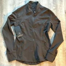 90 Degree By Reflex Women's Size Large Jacket Full Zip Dee