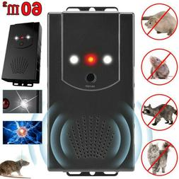 Car Vehicle Ultrasonic Mouse Repeller Rat Rodent Pest Animal