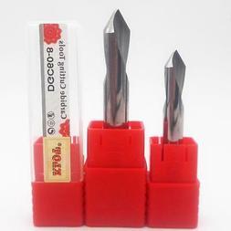 KLOT Carbide 60°/90° Degree Chamfer&Spotting Drill 3mm-16m