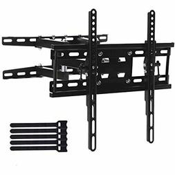 CO-Z TV Wall Mount Bracket With 90-Degree Swivel Articulatin