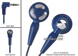 ECS-WSEB3.5 WordSleuth 3.5 mm Stereo Ear Bud Transcription H