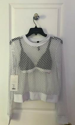 90 DEGREE BY REFLEX FISHNET TOP