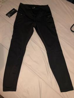 high waist fleece lined leggings yoga pants