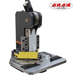 KAKA Industrial HN-1104 Heavy-Duty Metal Corner Notcher, 4x4