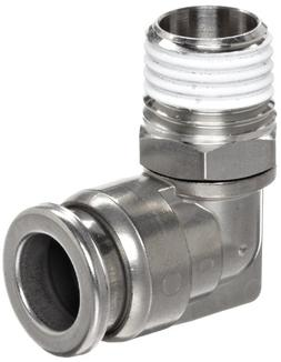 SMC KQG2 Series Stainless Steel 316 Push-to-Connect Tube Fit