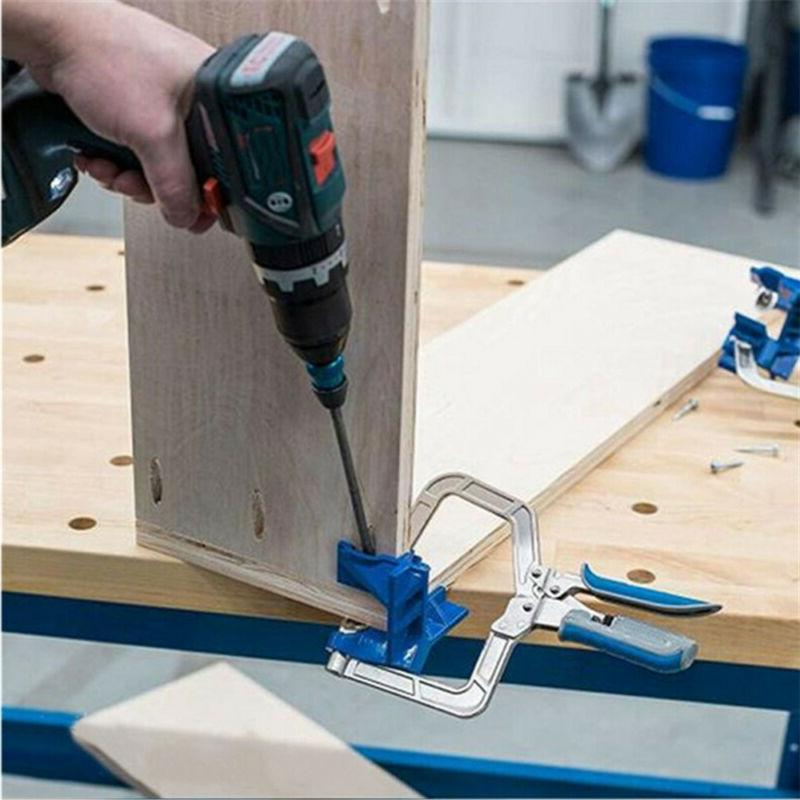 2 x 90 Right Woodworking for Kreg Jig